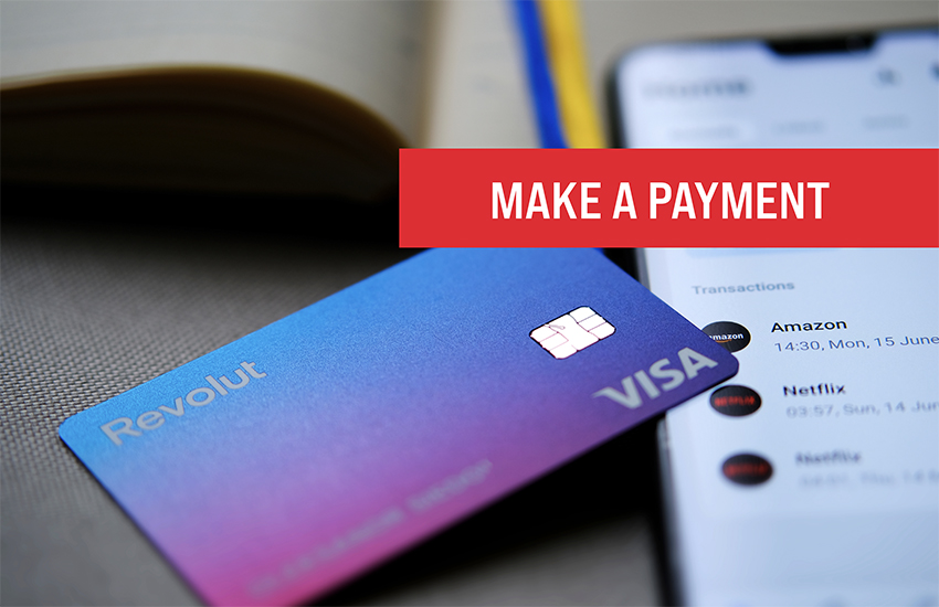 Make A Payment - DNG Gillespie Lowe