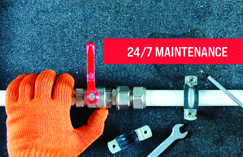 24/7 Maintenance - DNG Gillespie Lowe